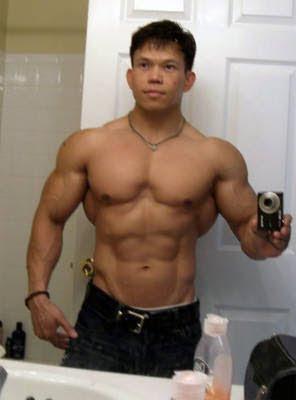 Gay muscle thai